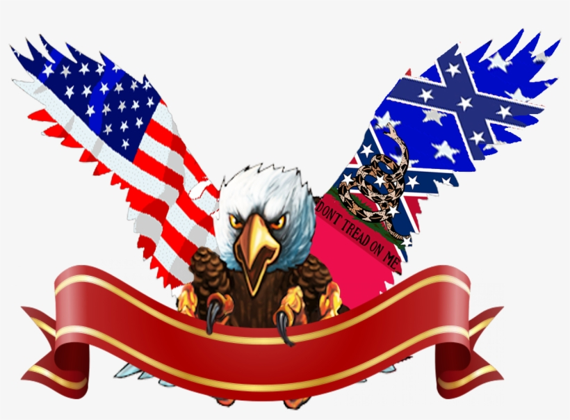 Flag Of The United States T Shirt Eagle American Flag Png Free