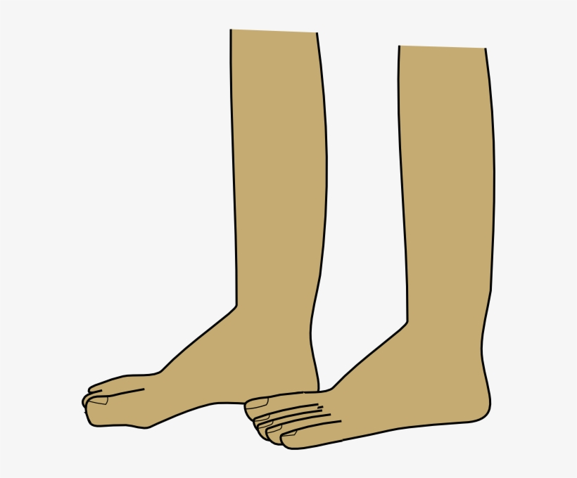 Jpg Freeuse Download Clip Art At Clker Com Vector Online - Feet Clip Art, transparent png #1042088