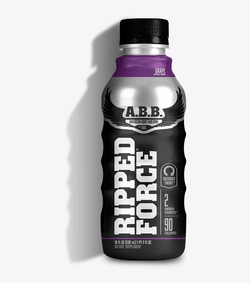 Ripped Force® - Abb Maxx Recovery Fruit Punch, transparent png #1043574