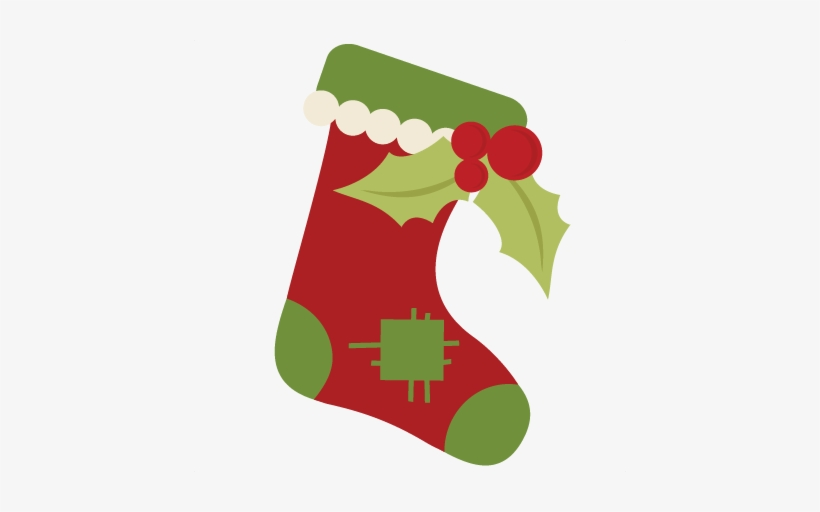 Christmas Stocking Png Pic - Christmas Stocking Transparent Background, transparent png #1043924