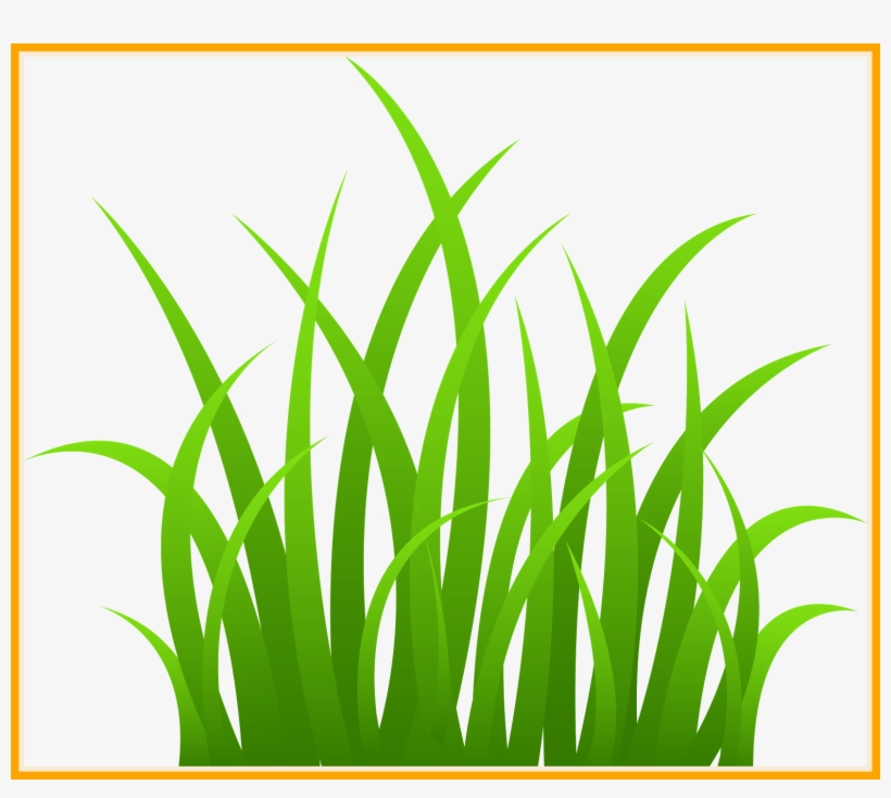 Incredible Grass Clipart Clip Art Lovestory Pic For - Grass Clip Art, transparent png #1045402