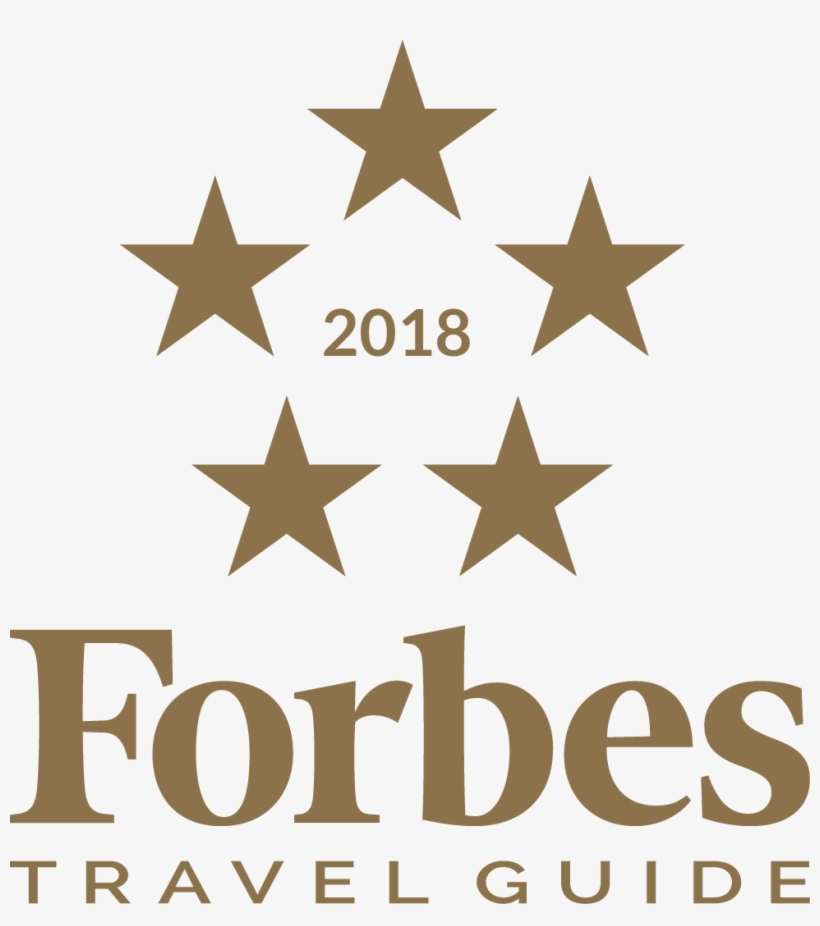 The World's First Forbes Travel Guide Five-star Guest - Forbes Five Star 2018, transparent png #1047555