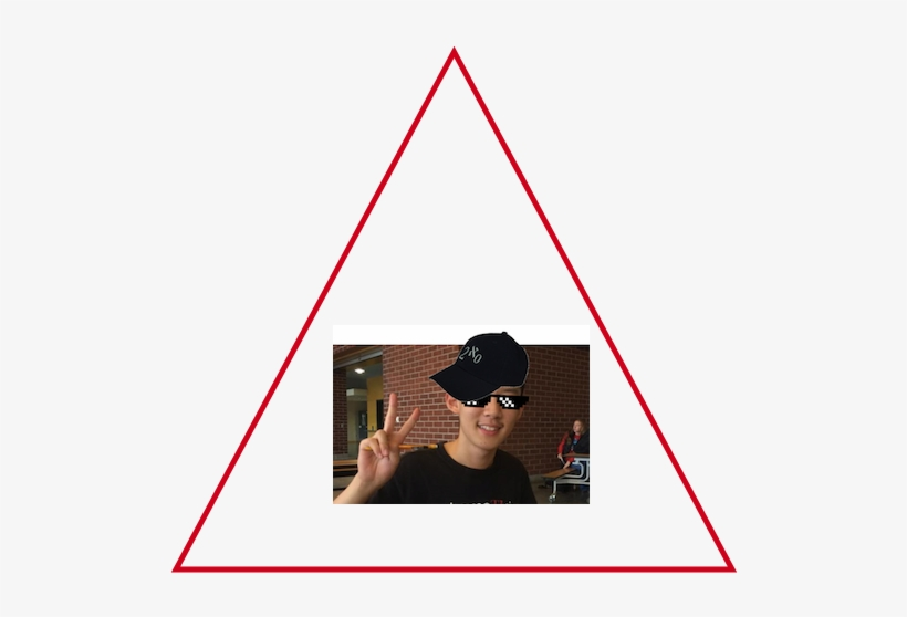 Daniel Is Standing In The Middle Of An Equilateral Figuras