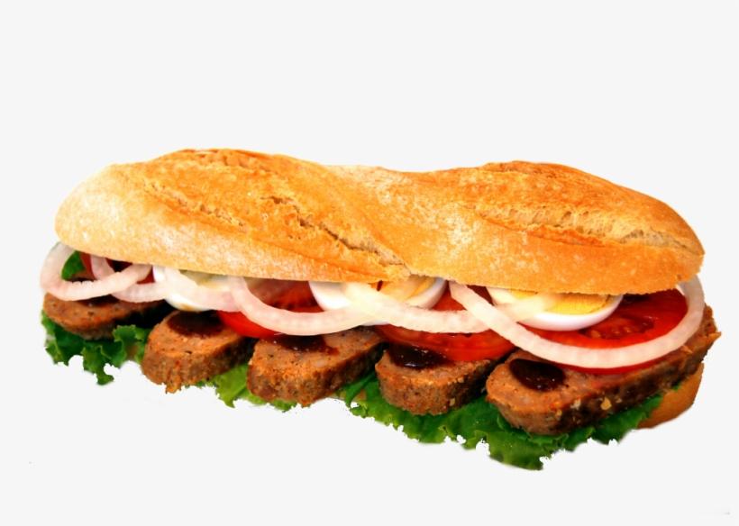 Meatball Sandwich, transparent png #1048096