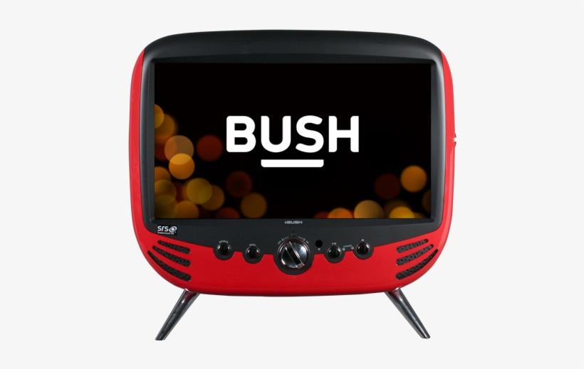 22 Inch Retro Tv Dvd Combi - Bush 55 Inch Full Hd Freeview Hd Smart Led Tv., transparent png #1049456