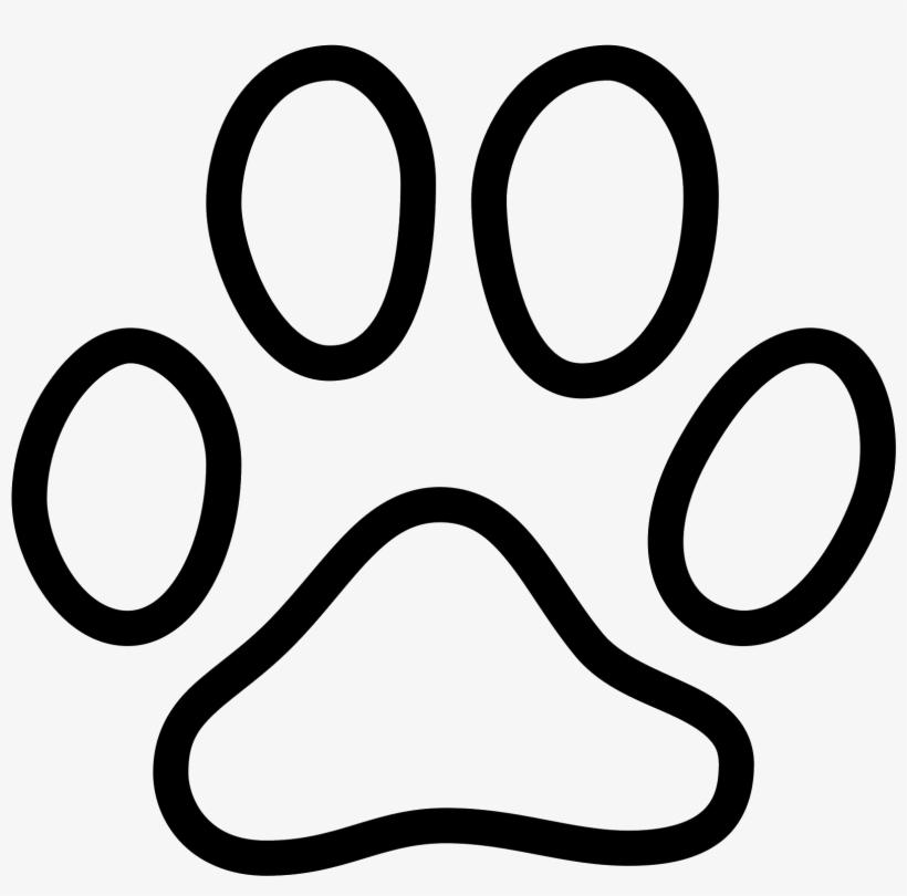 Footprint Icono Descarga Gratuita - Footprint Cat Png, transparent png #1049623