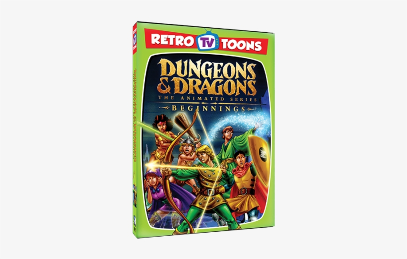 An Enchanted Roller Coaster Delivers Six Youth Into - Dungeons & Dragons: Beginnings Animated Series, transparent png #1049782