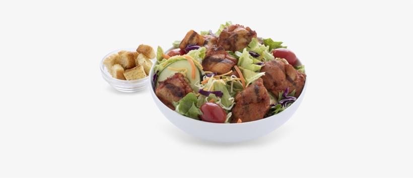 Roasted Chicken Bites™ Salad Under 500 Calories - Grilled Chicken Salad Bojangles, transparent png #1050333
