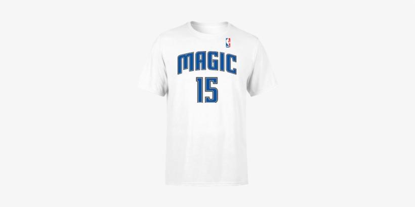 Футболка Vince Carter - Orlando Magic White Team Name Iphone 3g Hard Snap-on, transparent png #1050883