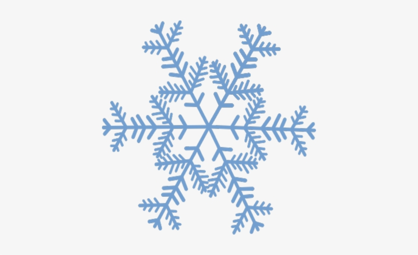Snowflake Png Transparent Background - Snowflake With Clear Background, transparent png #1052235