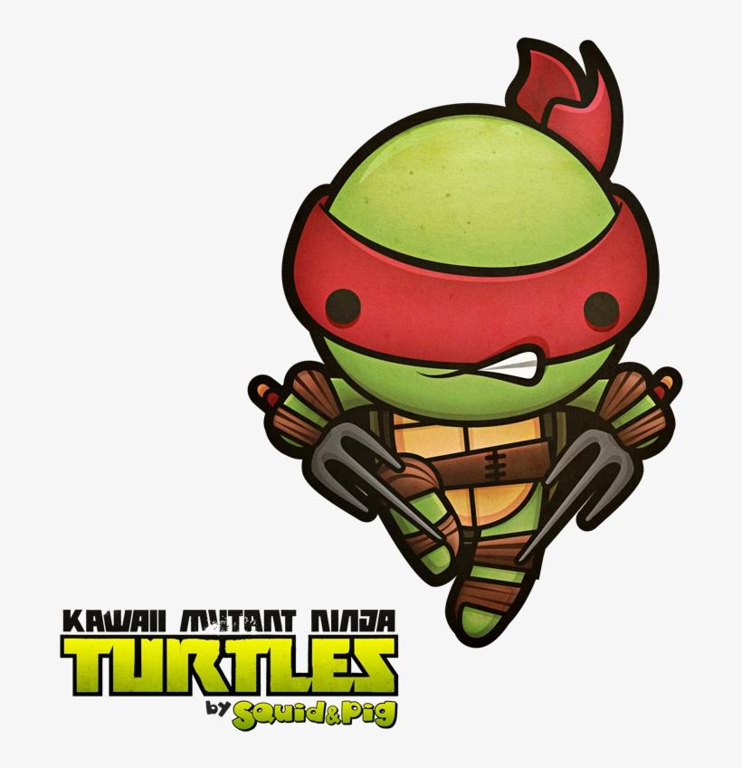 Ninja Turtles Clipart Kawaii Raphael Ninja Turtle Cute Free