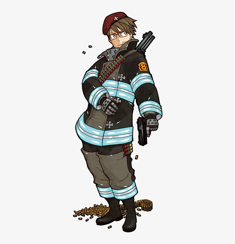 Brigaded Clipart Png - Fire Brigade Of Flames Volume 2, transparent png #1054726