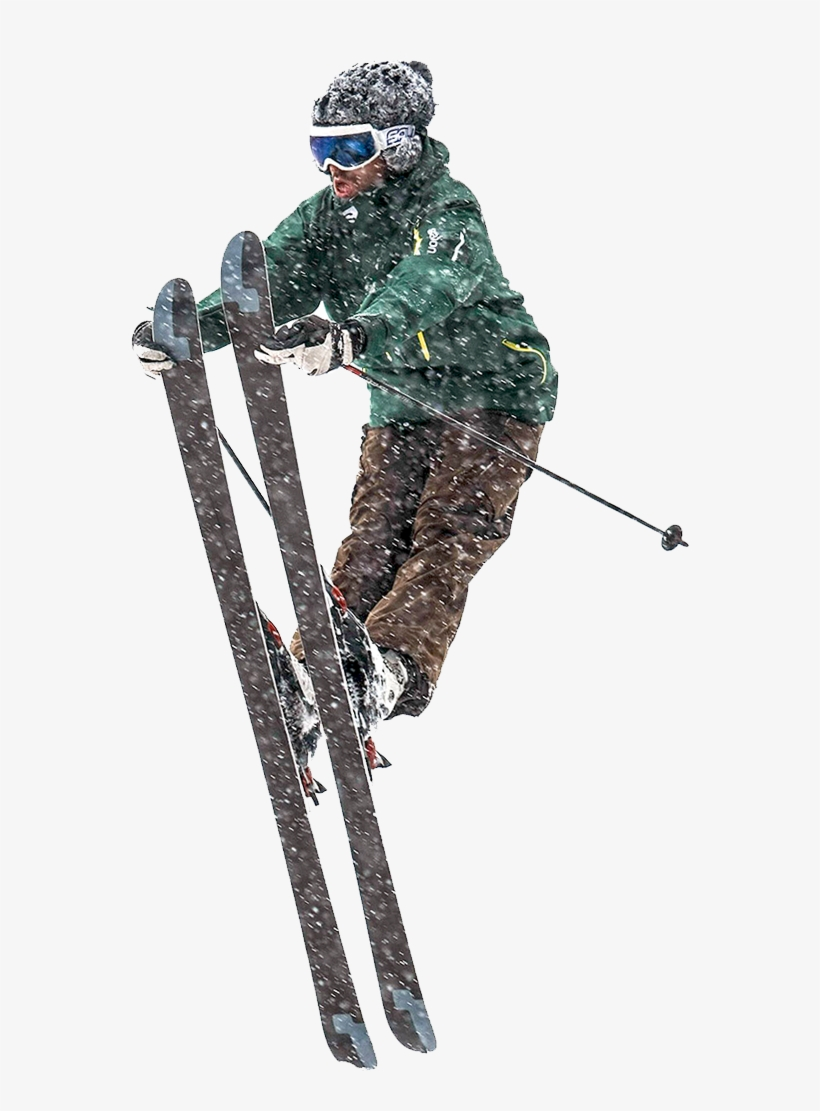 Freestyle Skiing Image - Freestyle Skiing, transparent png #1054981