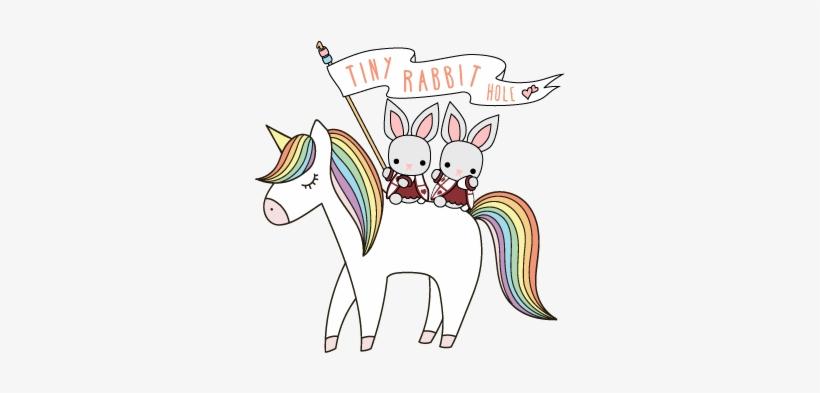 Blog By Tiny Rabbit Hole - Happy Birthday Card Unicorn, transparent png #1055744