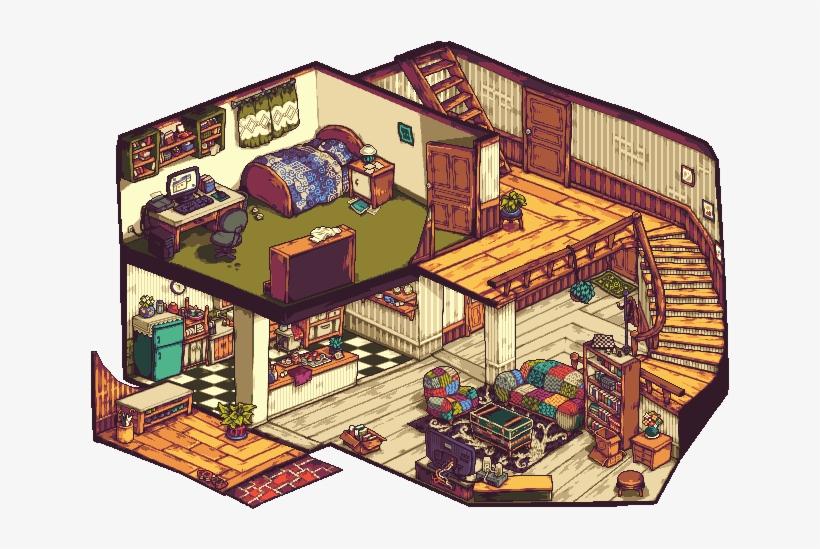 Isometric Art, Pixel Games, Environment Concept Art, - Pixel ...