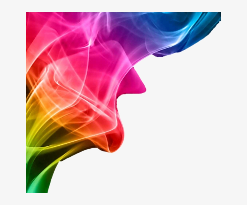 Share This Image - Color Smoke Hd Transparent, transparent png #1057354