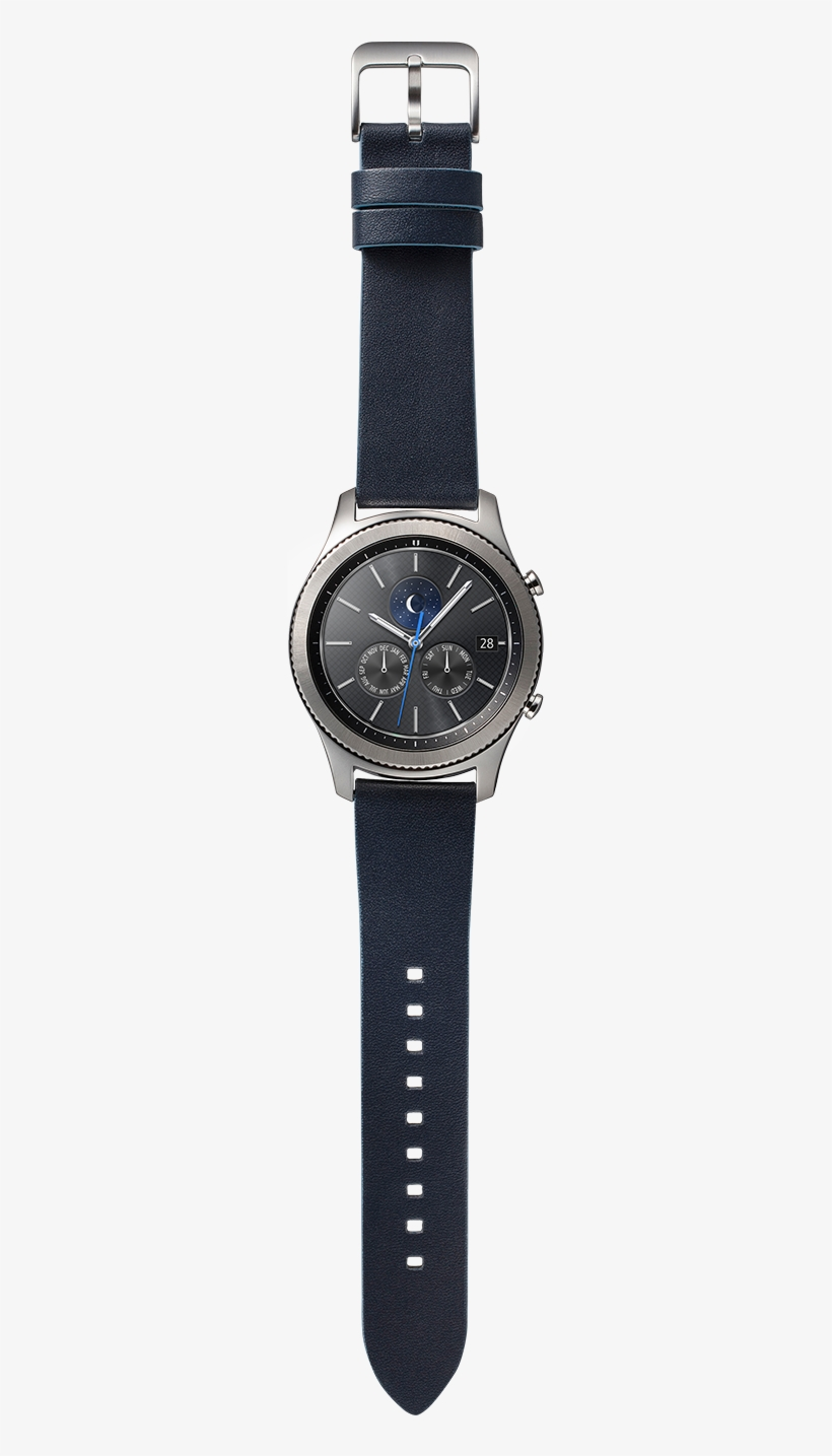 Like A Master Watchmaker Carefully Placing The Hour - Samsung Gear S3 Classic Watch (as New Condition), transparent png #1058075