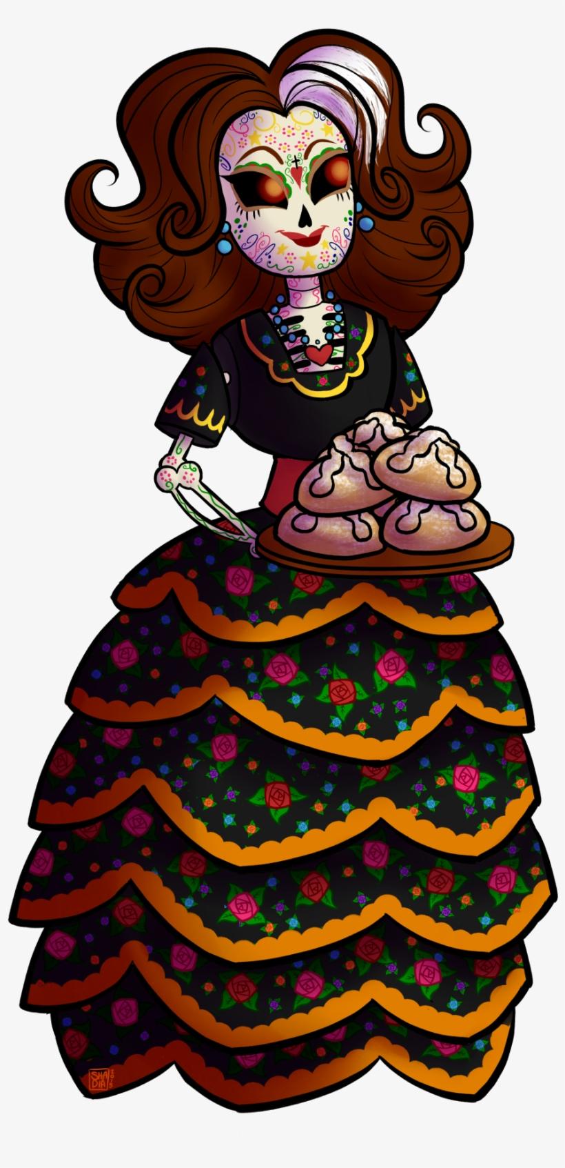 I Wonder Where That Bread Came From - Carmen Sanchez El Libro De La Vida, transparent png #1059557