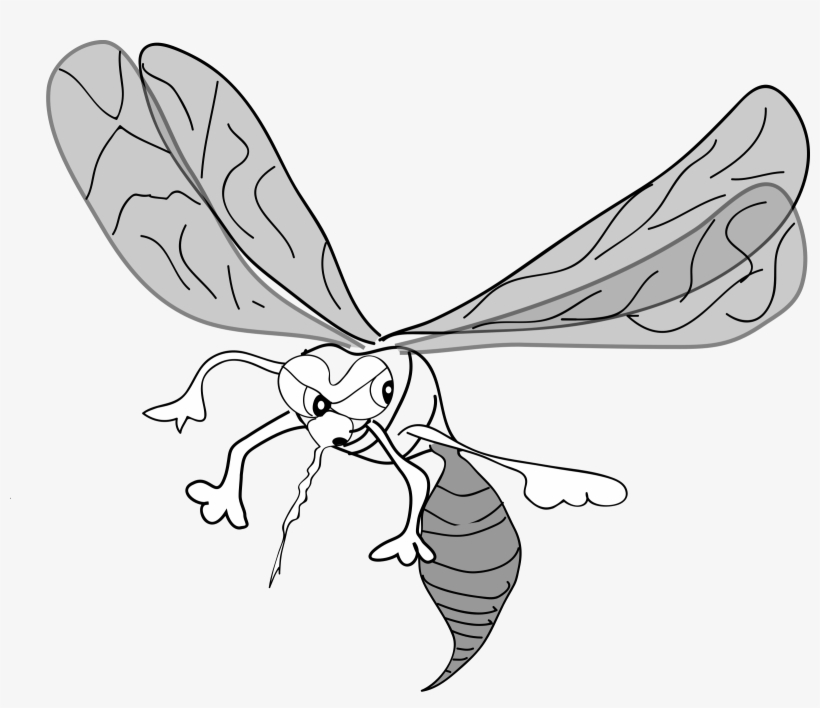 Computer Icons Drawing Marsh Mosquitoes Download Line
