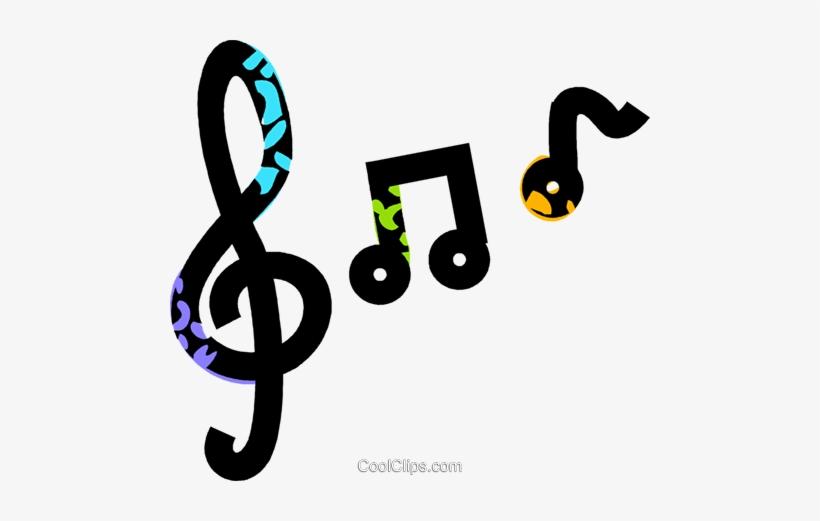 Notas Musicales Libres De Derechos Ilustraciones De - Frases De Notas Musicales, transparent png #1060104