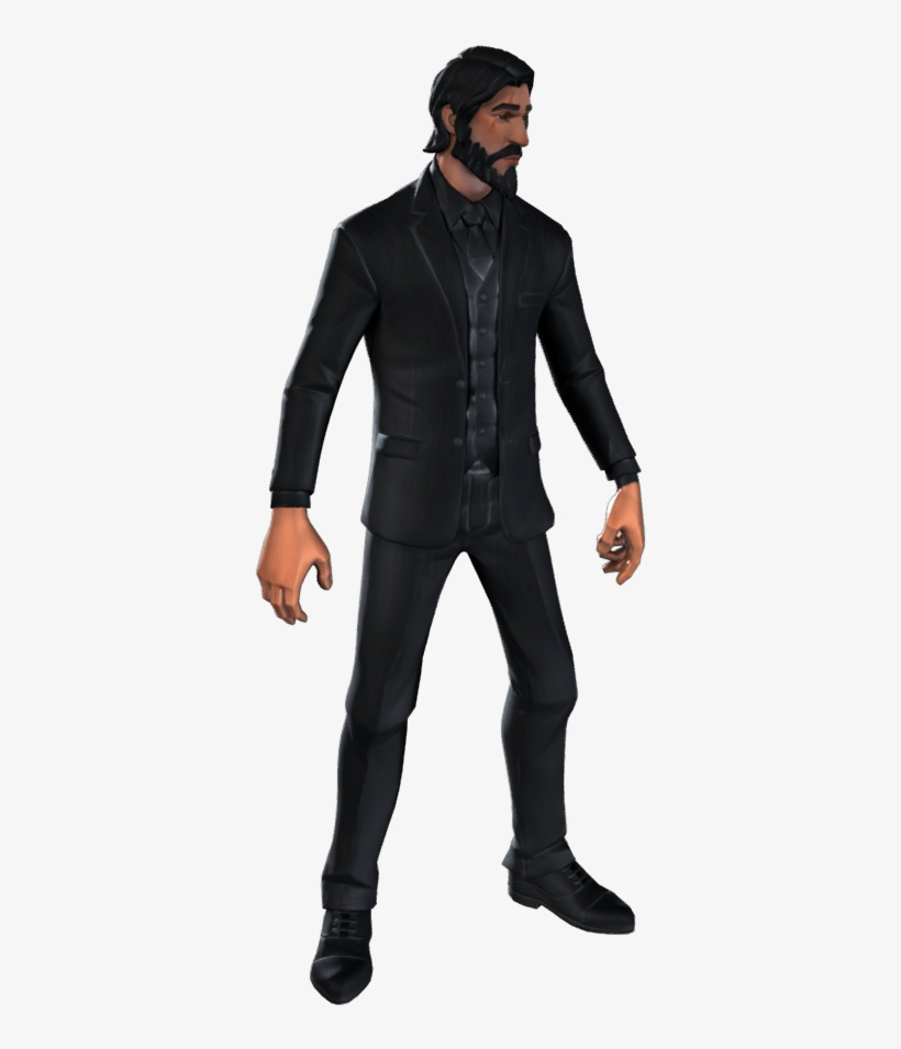 Png Files John Wick Fortnite No Background Free Transparent Png