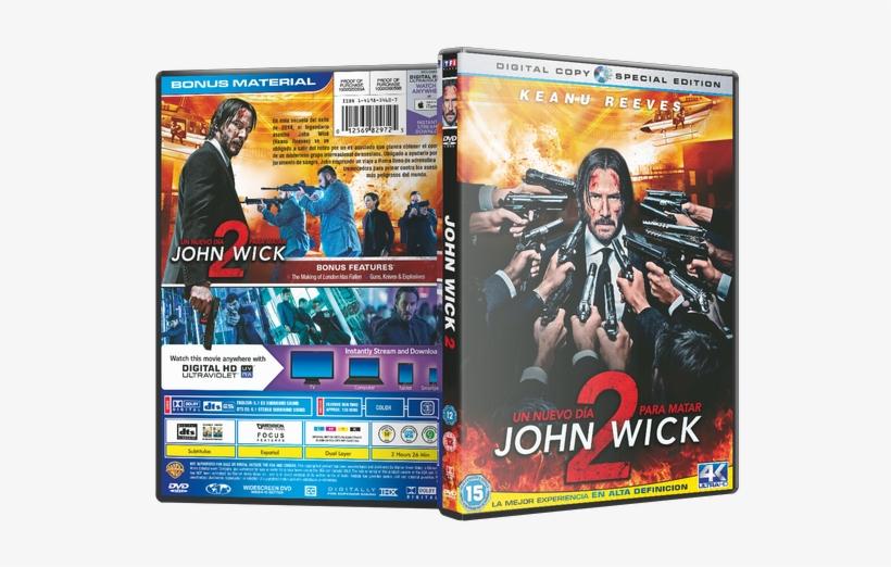 John Wick - John Wick: Chapter 2, transparent png #1060983