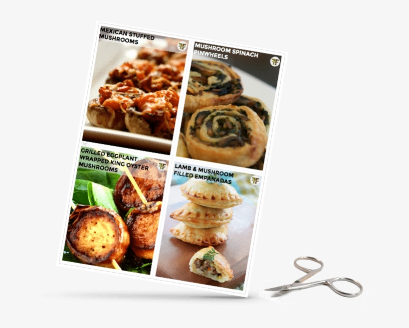 Download These 4 Easy, Delicious Recipes Featuring - Recipe, transparent png #1062012