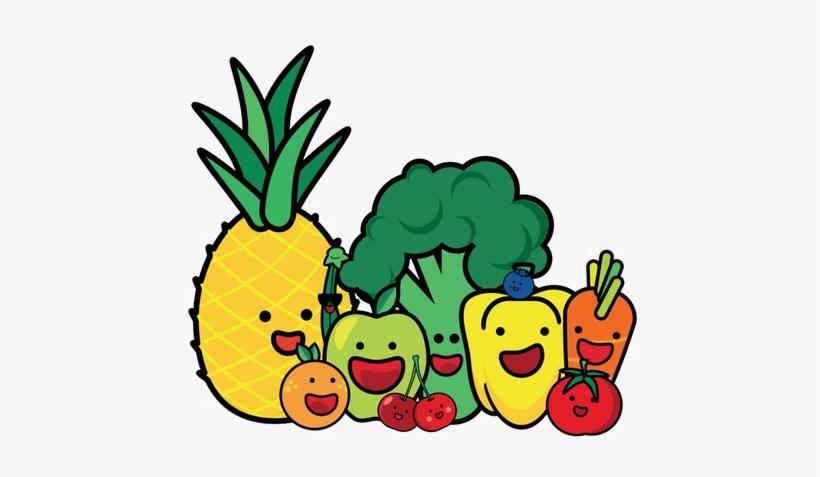 Healthy Food Png - Healthy Food Cartoon Png - Free
