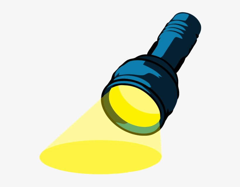 Flashlight Svg Png Icon Free Download - Flashlight Clipart