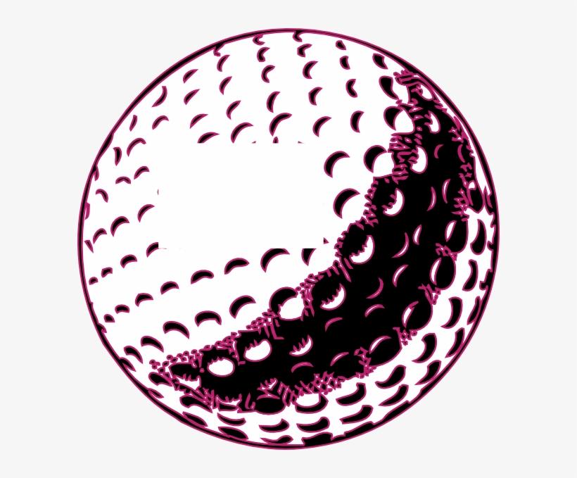 Golf - Ball - Clip - Art - Free - Vector - Happy Birthday! Golf Ball Card, transparent png #1067099