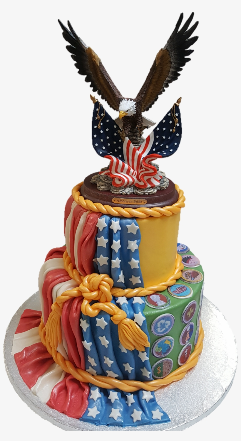 Need Something With A Little More Presence Than A Standard - Cake, transparent png #1069046