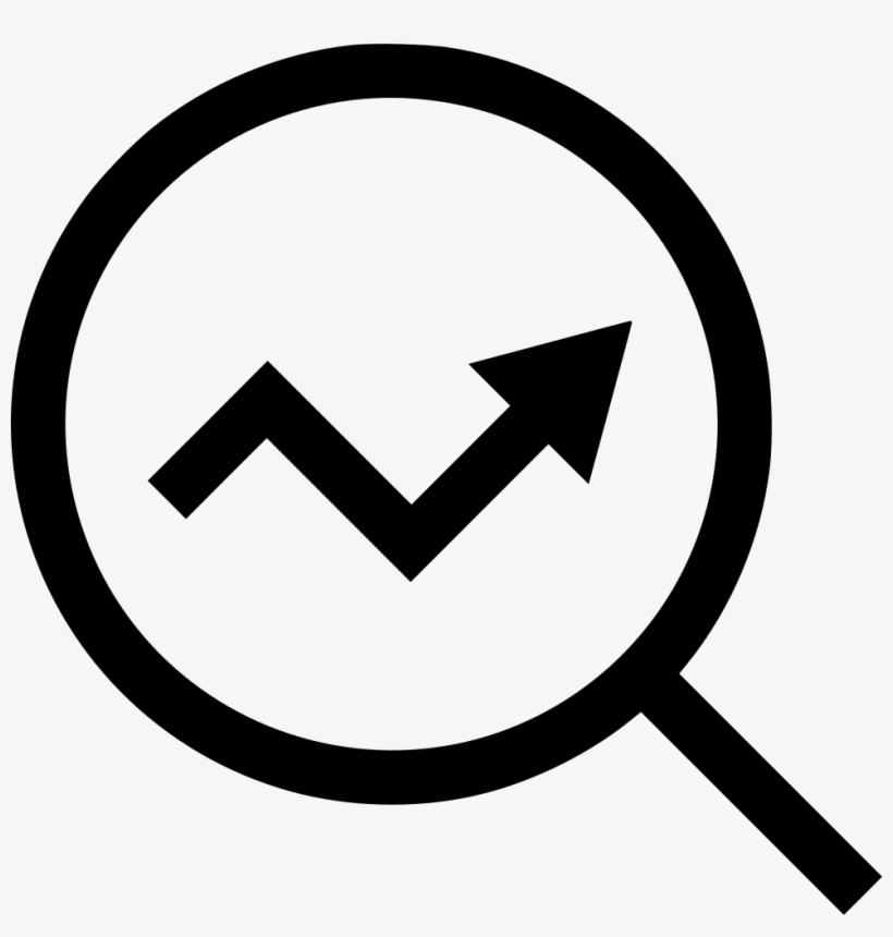 Analytics Analyze Search Business Money Comments - Analyze Icon Png, transparent png #1071038