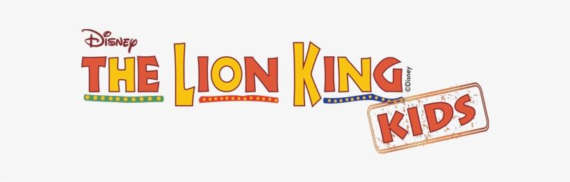 The Kids Tuition Blue Water Theatre - Lion King Kids Clip Art, transparent png #1071538