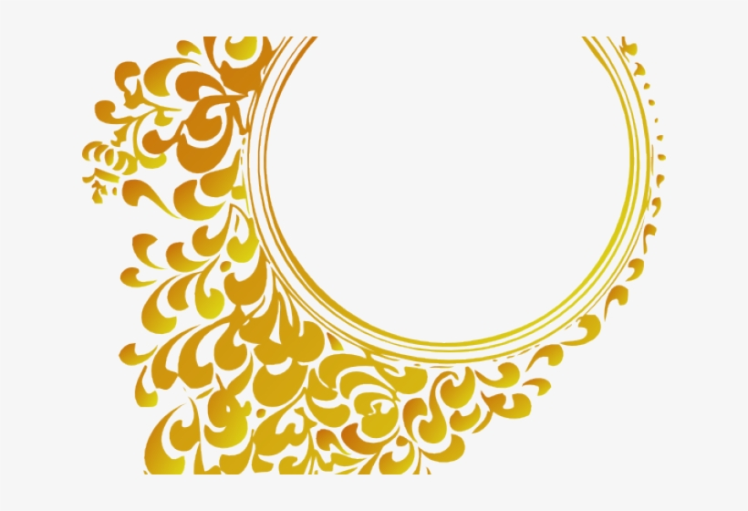 Rope Clipart Golden Circle Wedding Free Vector Png Free Transparent Png Download Pngkey