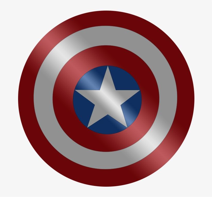 картинки щит капитана америки раскраска
