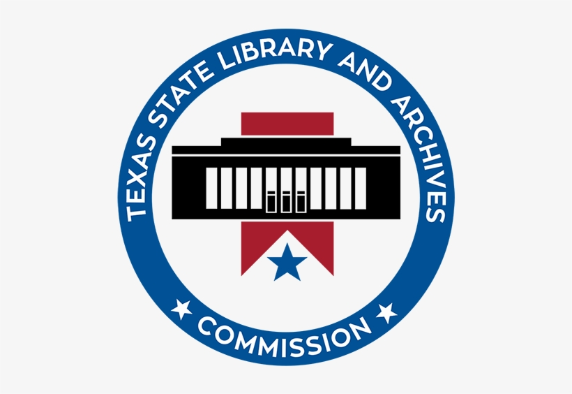 The Texas State Library And Archives Commission And - Texas State Library And Archives Commission, transparent png #1075616