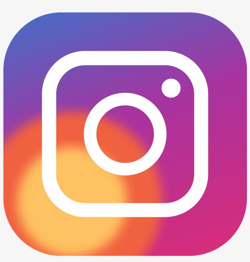 Redes Sociais Em Png - Instagram Logo Button Png, transparent png #1077176