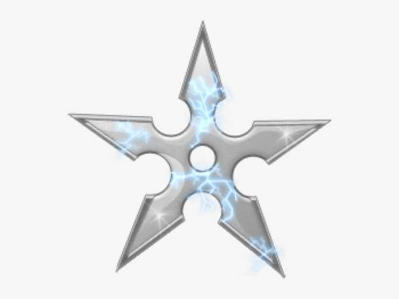 Ninja Star Png Clipart Black And White Library Imagenes De