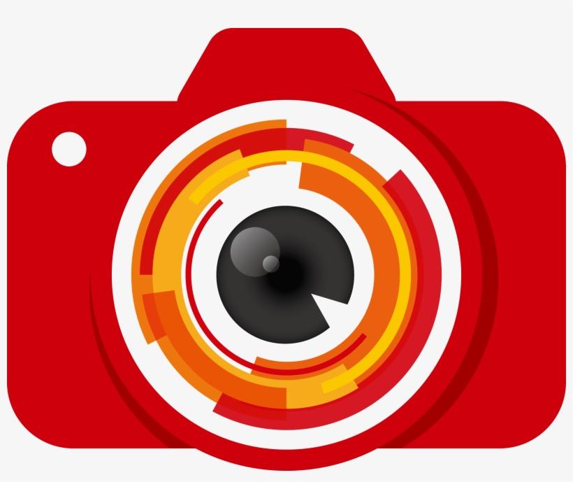 Logo Camera Lens Photography Logo Camera Lens Free Transparent Png Download Pngkey