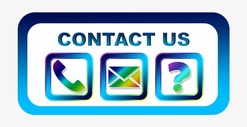 Contact The Voodoo Boutique - Contact Us Image Icon, transparent png #1082723