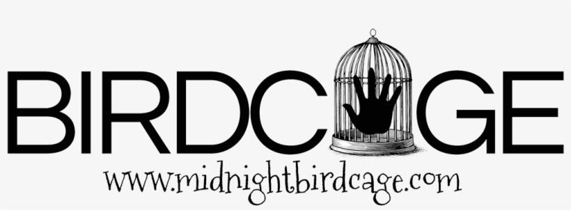 "Midnight Birdcage - Lupus Fighter Square Car Magnet 3"" X 3"", transparent png #1083480"