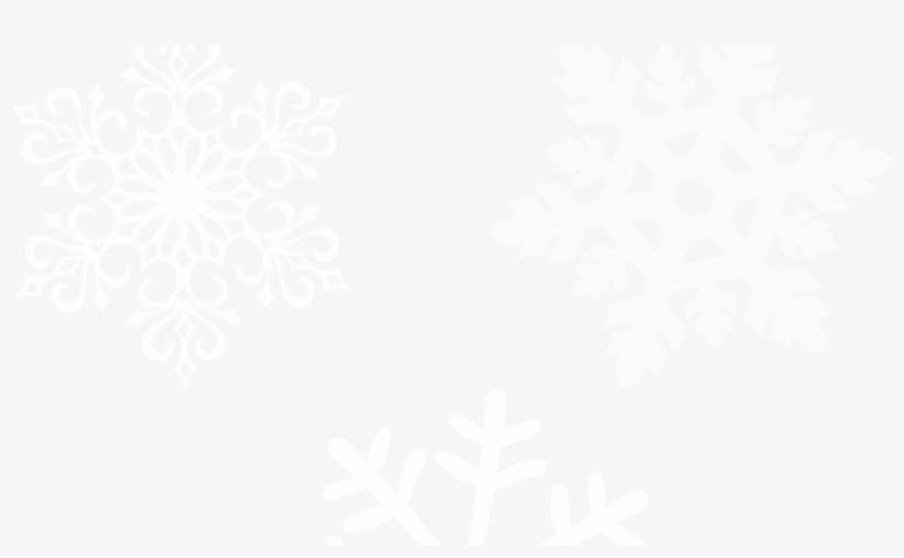 Snowflake Vinyl Sticker Wall Art, White, transparent png #1084491