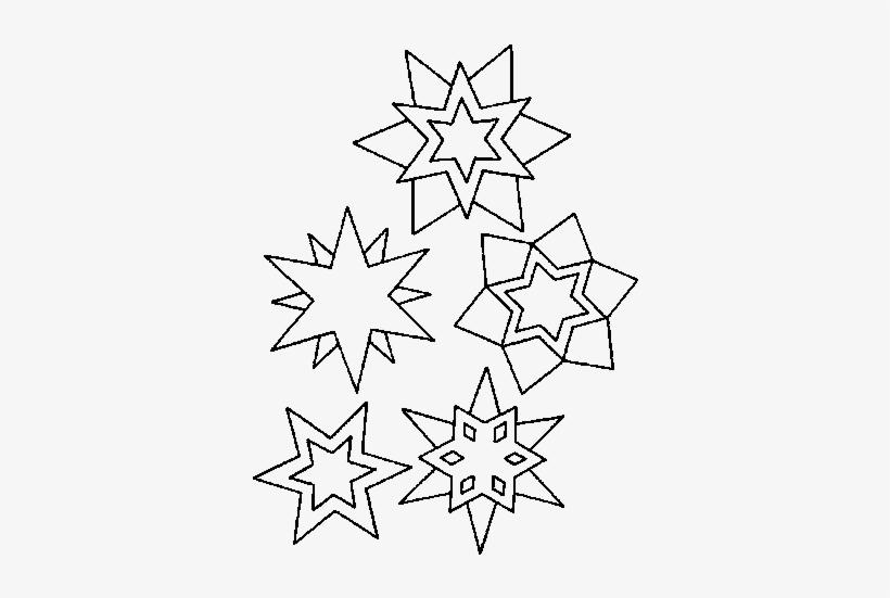Fiocchi Di Neve Semplici Da Disegnare Free Transparent Png