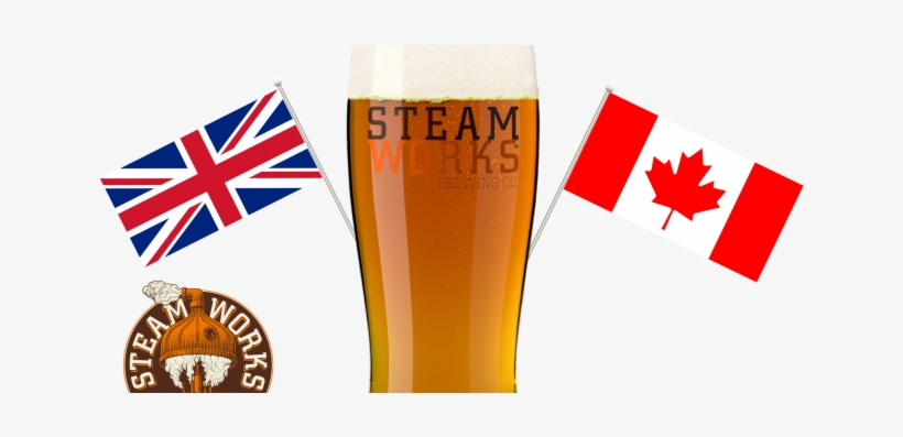 A Brew Fit For A Queen Steamworks Brews Commonwealth - Parachute, transparent png #1093767