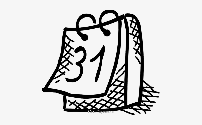 Collection Of Clipart - Calendar Drawing Png, transparent png #1094653