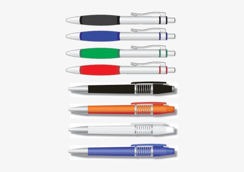 School Supplies - Pen, transparent png #1096497