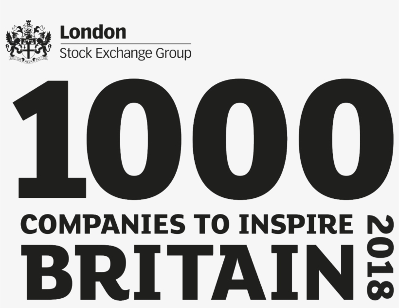 London Stock Exchange - 1000 Companies To Inspire Britain 2017, transparent png #1096772
