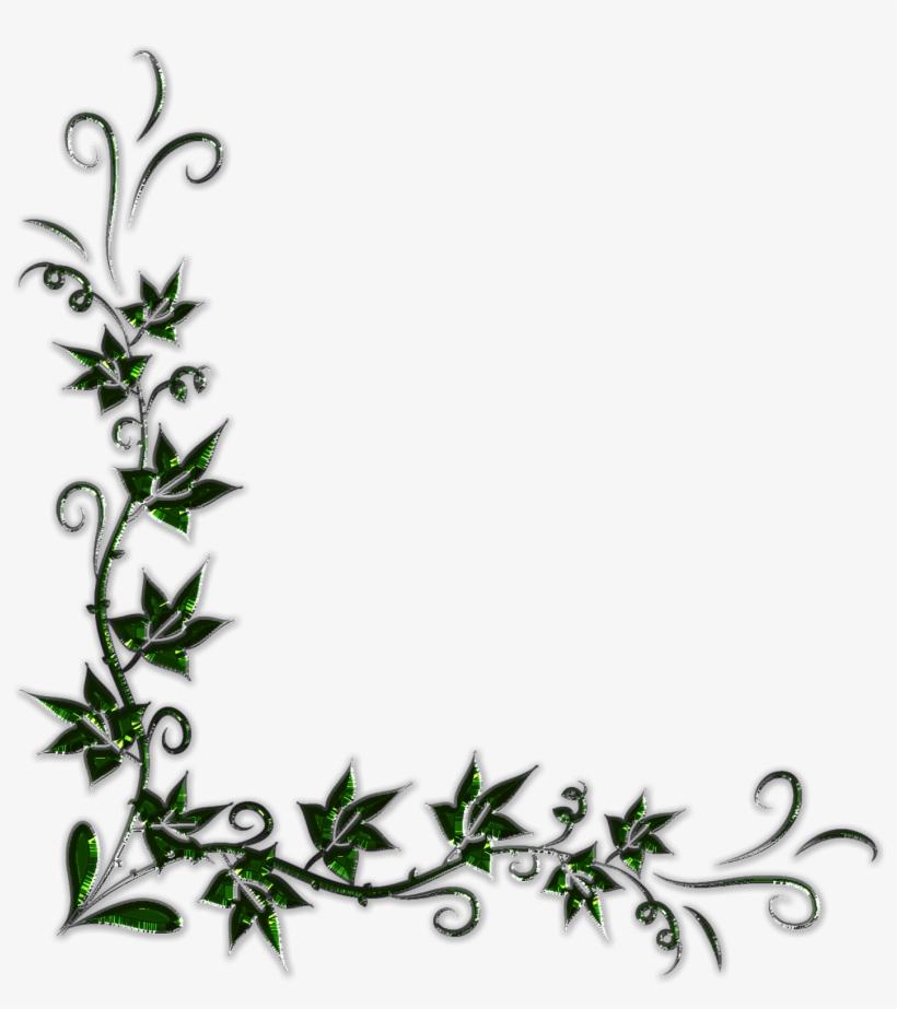 Bordes Y Esquineros Png - Wedding Design Flower Png, transparent png #1098812