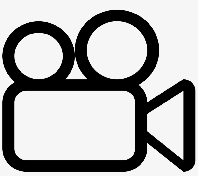 G Video Comments - Video Camera Logo Png, transparent png #110286