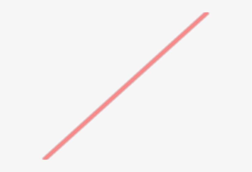 Laser Beam Eyes Png - Pink Line, transparent png #112165